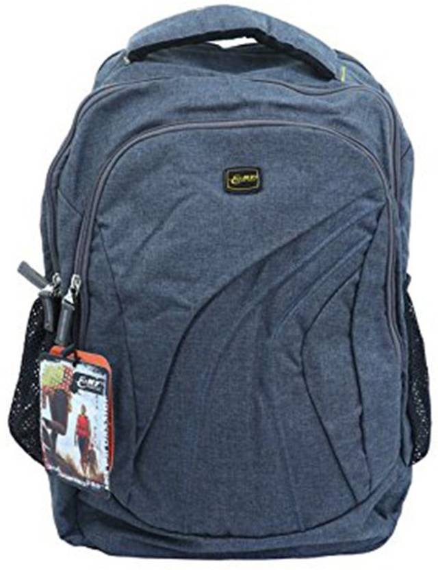 Ontique Emy Prime Bag Grey Laptop Backpack with 2 years warraty 40 L Laptop  Backpack (Grey) 872afea78f14b