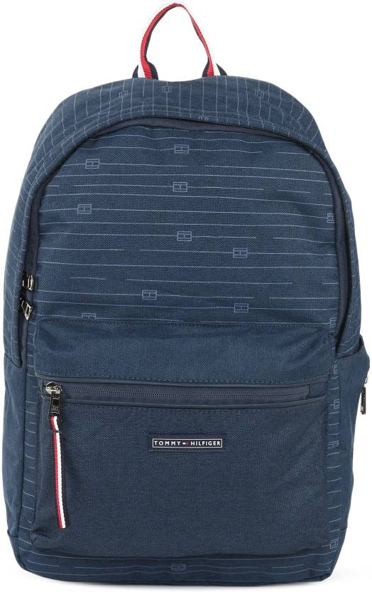 b7faa5ced Tommy Hilfiger TH CITY SERIES 22.3 L Backpack NAVY - Price in India ...
