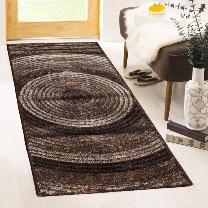 Cloth Fusion Brown Polypropylene Carpet - Buy Cloth Fusion