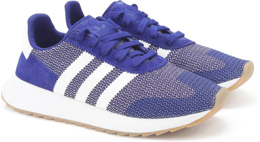 check out 149a2 3f074 ADIDAS ORIGINALS FLBRUNNER W Sneakers For Women (Blue)
