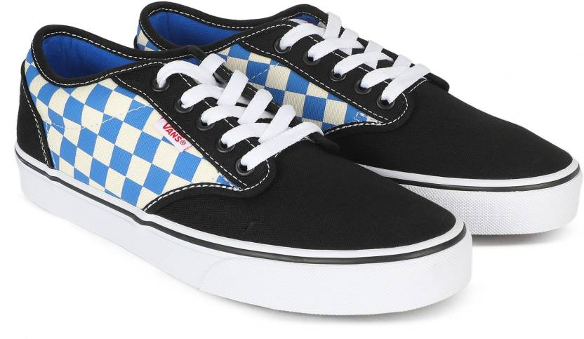 6d8d748dd98a69 Vans Atwood Sneakers For Men - Buy (Checkerboard) black victoria ...