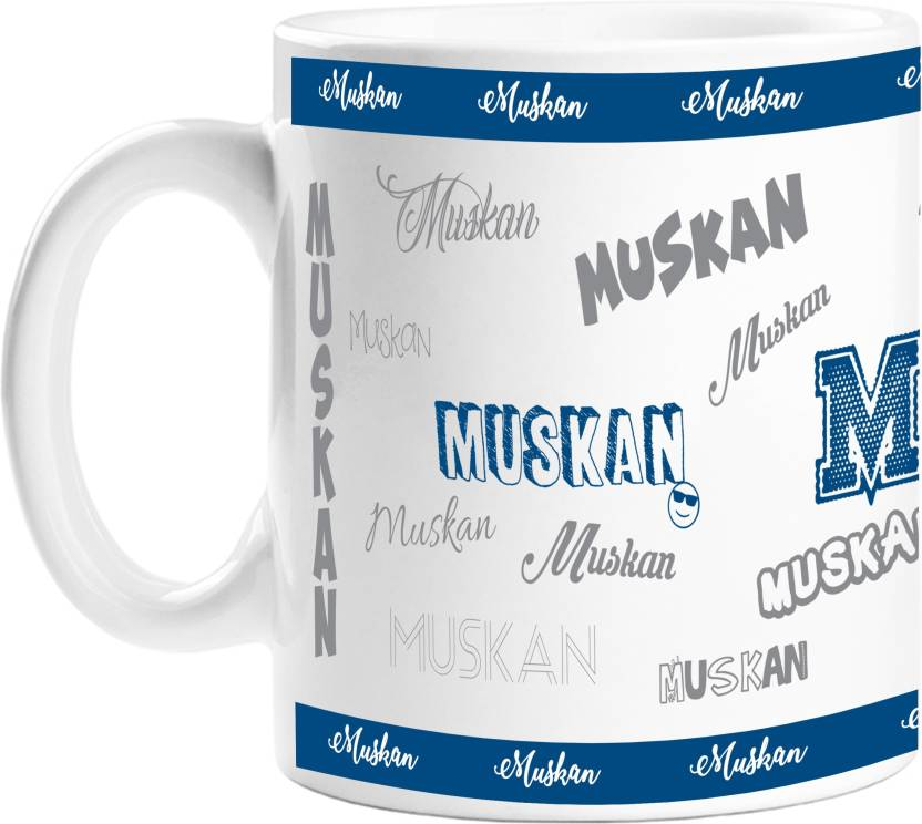 printattic me myself i muskan name edition ceramic mug price