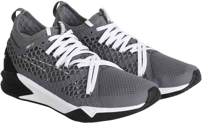 Puma IGNITE XT NETFIT Running Shoes For Men - Buy Puma IGNITE XT ... c9475635f