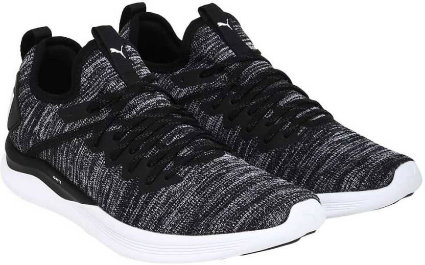 b3c6f44a73b29 Puma IGNITE Flash evoKNIT Walking Shoes For Men - Buy Puma IGNITE ...