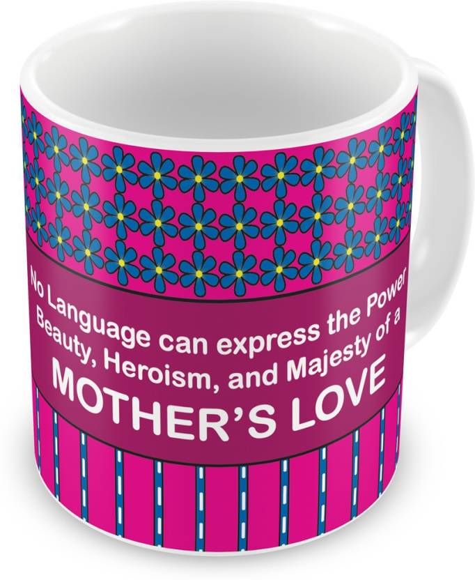 Indigifts Decorative Gift Items Mothers Forever Love Quote