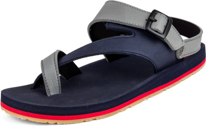 d8d00059a85e79 ADDA Men Navy Sandals - Buy Navy Color ADDA Men Navy Sandals Online at Best  Price - Shop Online for Footwears in India