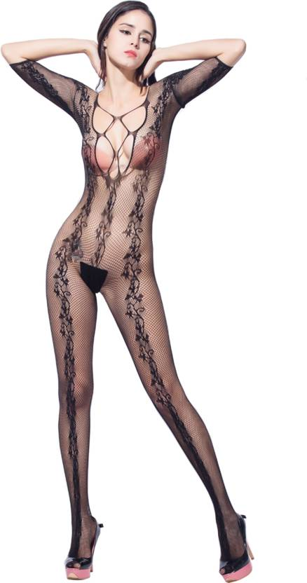 ebd3db31d30 Gopalvilla Women s Textured Stockings - Buy Gopalvilla Women s Textured  Stockings Online at Best Prices in India
