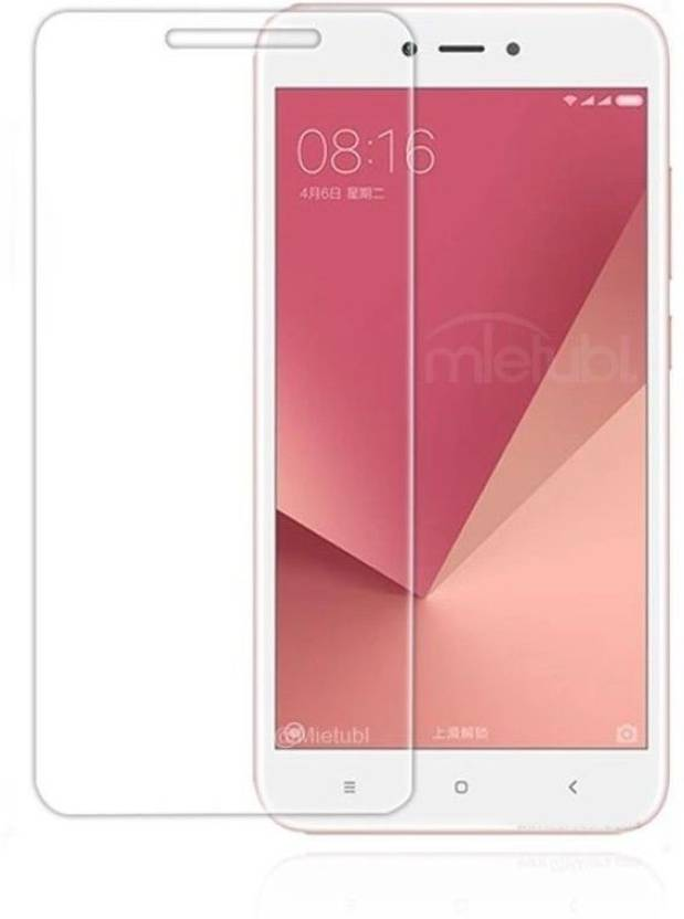 SpectraDeal Tempered Glass Guard for Mi Redmi 5A