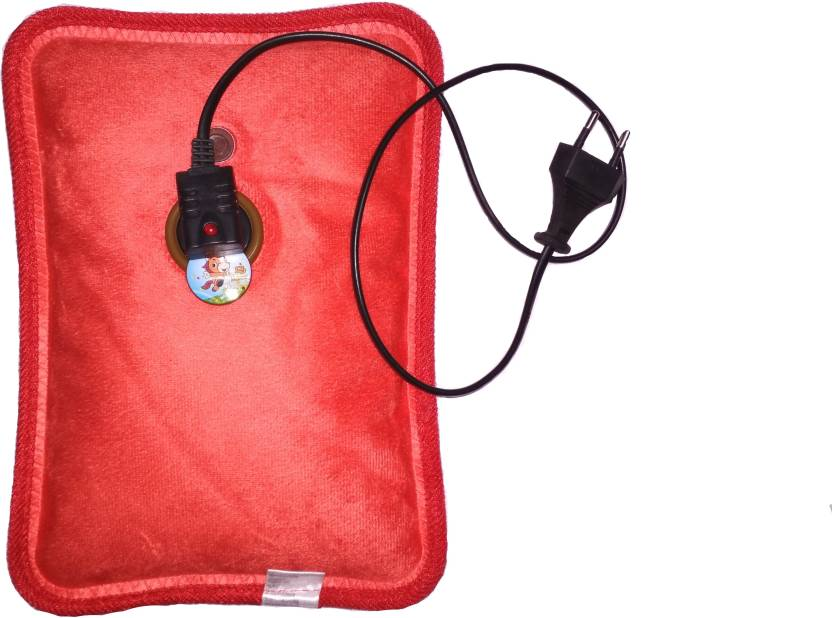 Thermocare Gel Electric Warm Bag Multi Colour Red Electrical 1 L Hot Water