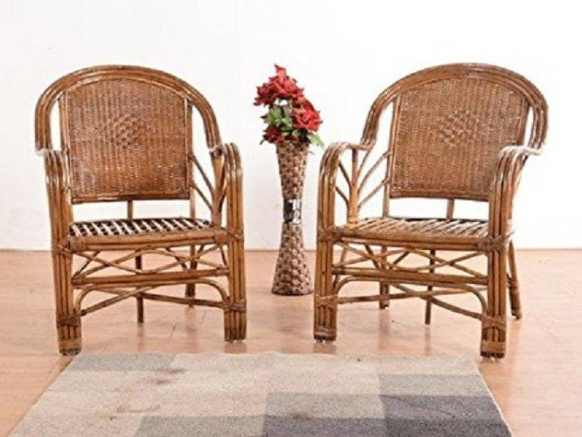 Ira Ae 135 Cane Living Room Chair Price In India