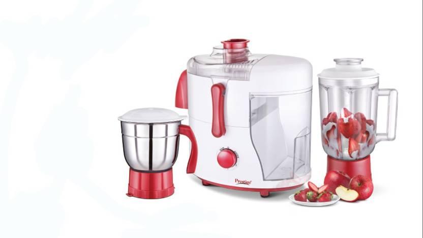 5ff90bdc1 Prestige 41119 550 W Juicer Mixer Grinder Price in India - Buy ...