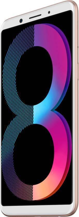 OPPO A83 (2018 Edition) (Champagne, 64 GB)(4 GB RAM)