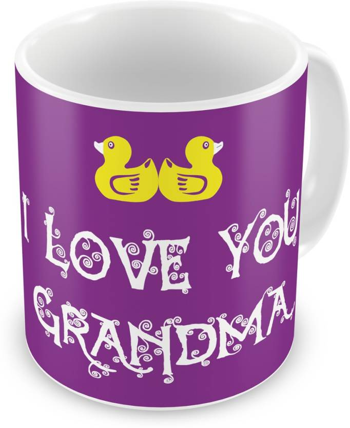 Indigifts Decorative Gift Items I Love You Grandma
