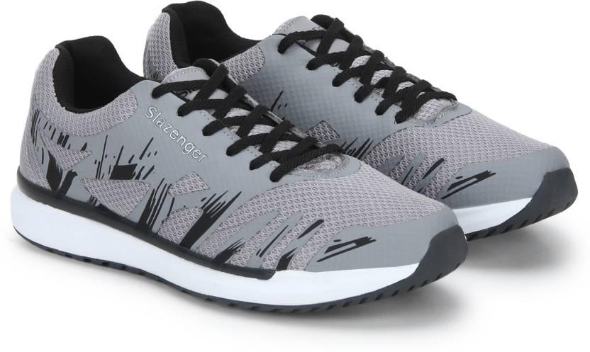 54a4696561 Slazenger Maverick Running Shoes For Men - Buy Grey,Black Color ...