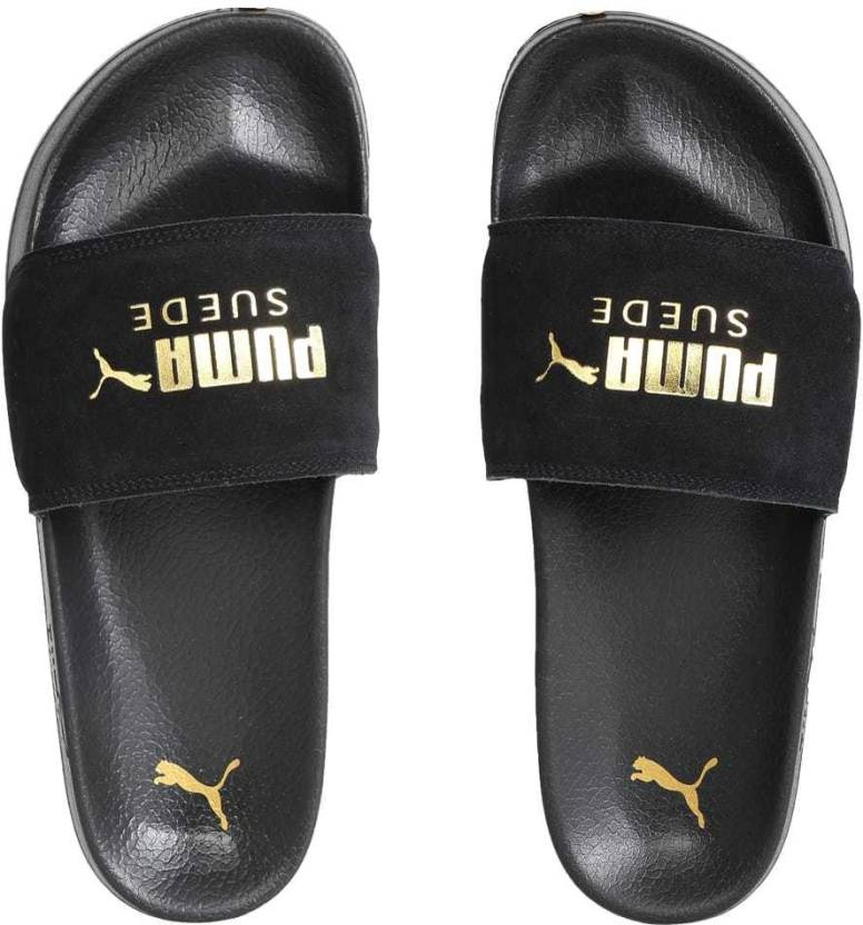 de3d42f3bac Puma Leadcat Suede Slides - Buy Puma Leadcat Suede Slides Online at Best  Price - Shop Online for Footwears in India