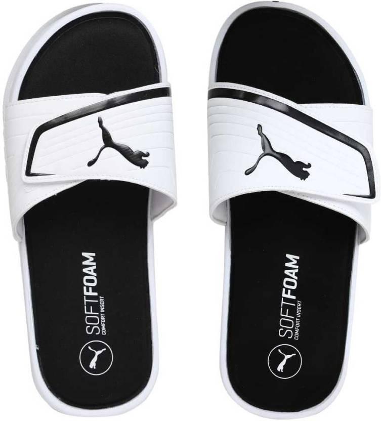 89217e7c010f Puma Starcat Sfoam Slides - Buy Puma Starcat Sfoam Slides Online at Best  Price - Shop Online for Footwears in India