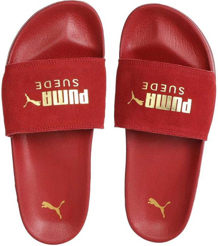 Puma Leadcat Suede Slides - Buy Puma Leadcat Suede Slides Online at Best  Price - Shop Online for Footwears in India  ade5e0f80