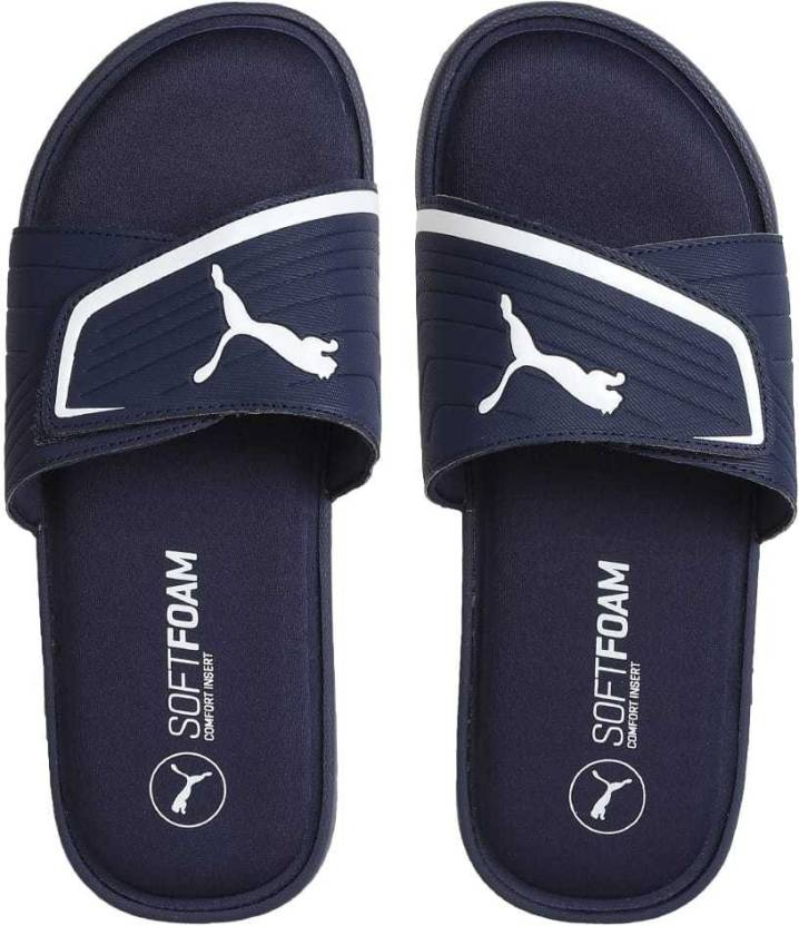 d9bb0d7ade043 Puma Starcat Sfoam Slides - Buy Puma Starcat Sfoam Slides Online at Best  Price - Shop Online for Footwears in India
