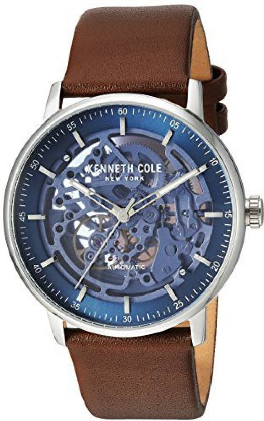ca98758ecb6 Kenneth Cole New York Silver25803 Kenneth Cole New York Men s  Auto   Automatic Stainless Steel