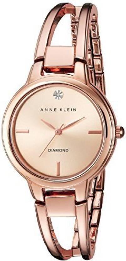 Anne Klein Rose Gold23700 Anne Klein Women S Ak 2626rgrg