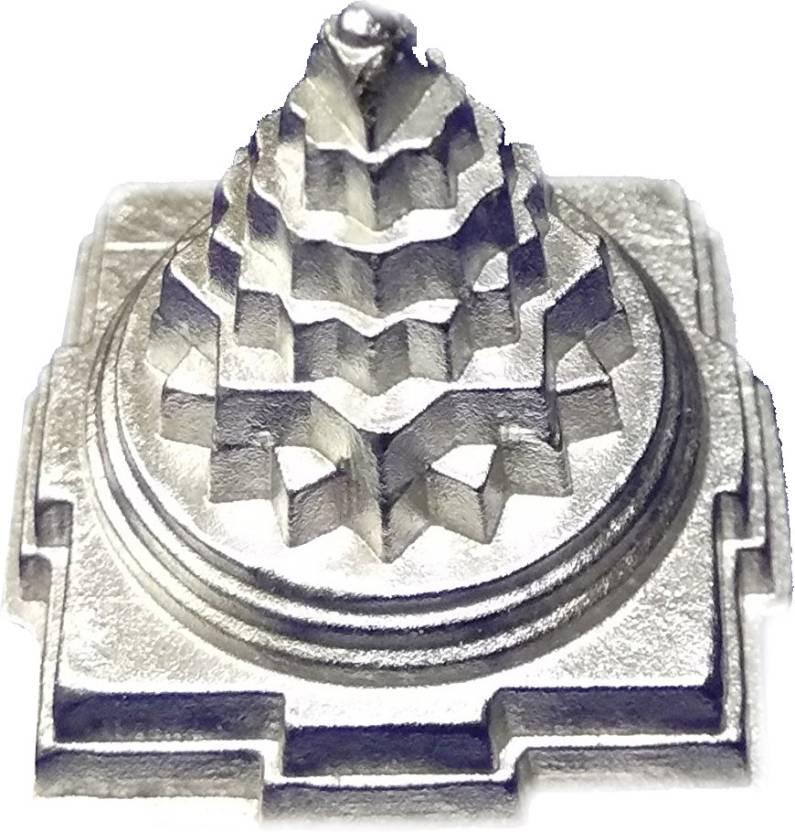 KESAR ZEMS PARAD SHREE YANTRA Plated Yantra Price in India