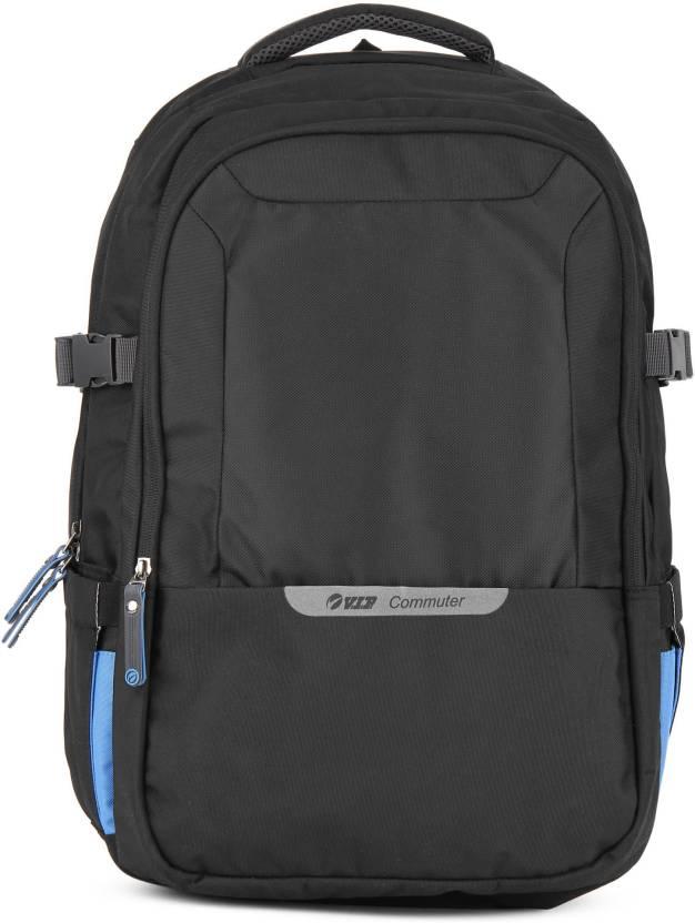7f74af5f8e5 VIP COMMUTER SECURE 01 LAPTOP BACKPACK BLACK 26 L Backpack