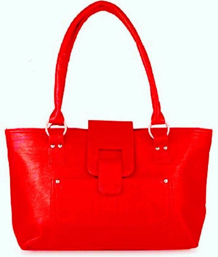 74bf4092b6 Buy REYAZ JAIBUN Shoulder Bag RED Online   Best Price in India ...