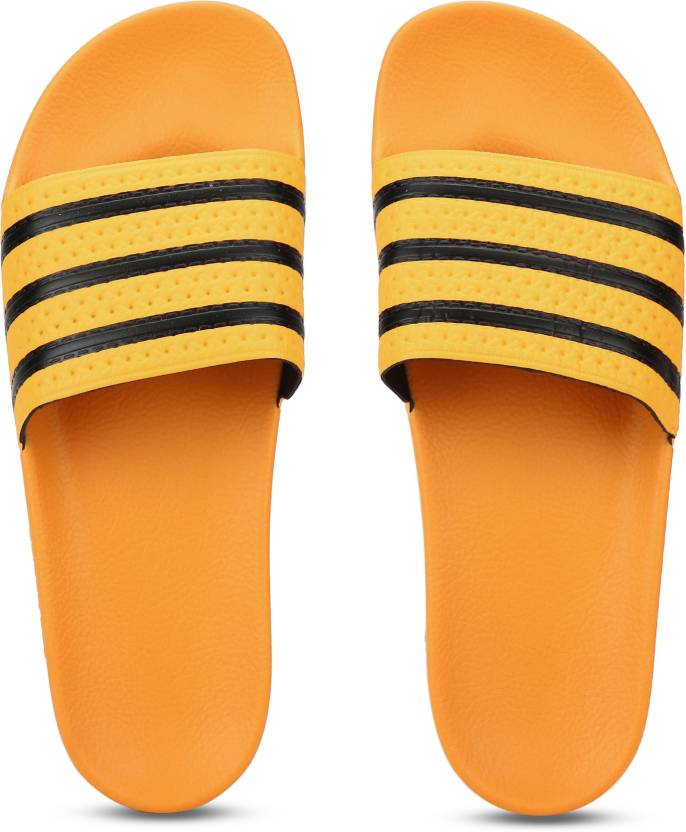 the latest 5dd0c 82a72 ADIDAS ORIGINALS ADILETTE Slides - Buy REAGOLCBLACKREAGOL Color ADIDAS  ORIGINALS ADILETTE Slides Online at Best Price - Shop Online for Footwears  in India ...