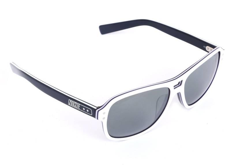 2869db08ea Buy Nike Rectangular Sunglasses Silver For Men   Women Online   Best ...