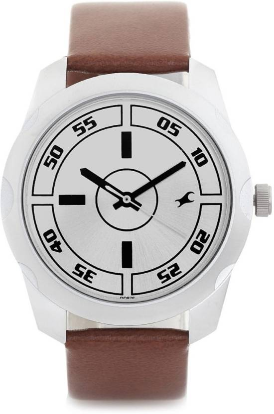 5438ed96f49 Fastrack Casual Analog Silver Dial Men s Watch Bare Basic Watch - For Men -  Buy Fastrack Casual Analog Silver Dial Men s Watch Bare Basic Watch - For  Men ...