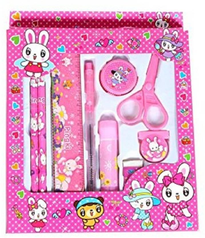 036e7d89d84 RIMJHIM TOYS School Stationery Kit For Kids (Pencil