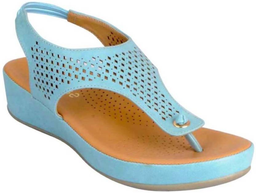 Liberty Women S.BLUE Casual - Buy Liberty Women S.BLUE Casual Online at Best Price - Shop Online for Footwears in India | Flipkart.com
