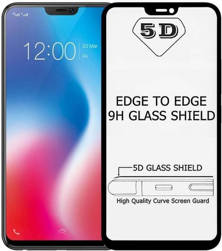 Xcreet Edge To Edge Tempered Glass For Vivo V9 Xcreet Flipkart Com