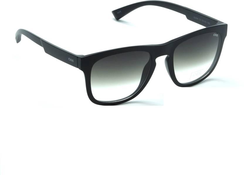 d6a3d143f0 Buy IDEE Wayfarer Sunglasses Black For Men   Women Online   Best ...