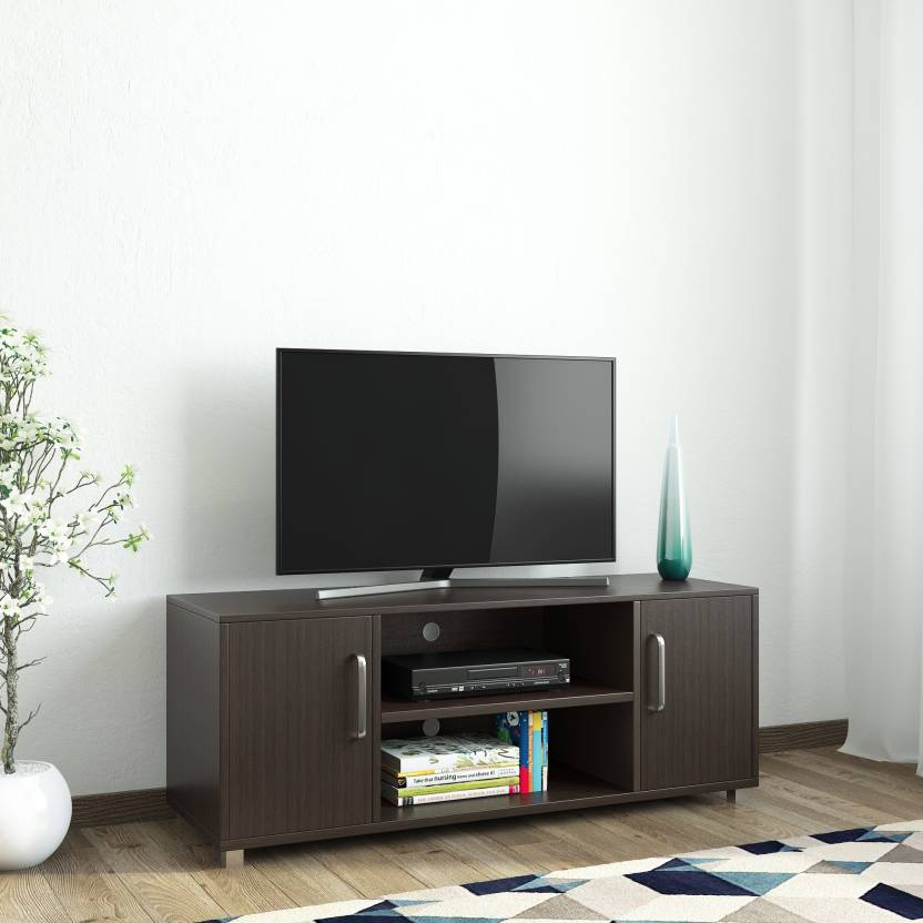 Ewood Engineered Wood Tv Entertainment Unit