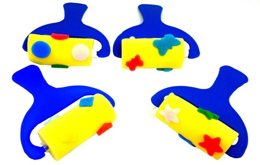 Aadya Crafts Sponge Roller Stamp