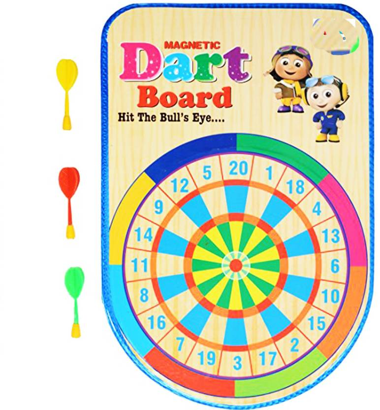 Grab Offers Magnetic Dart Board Game Hand And Eye Coordination