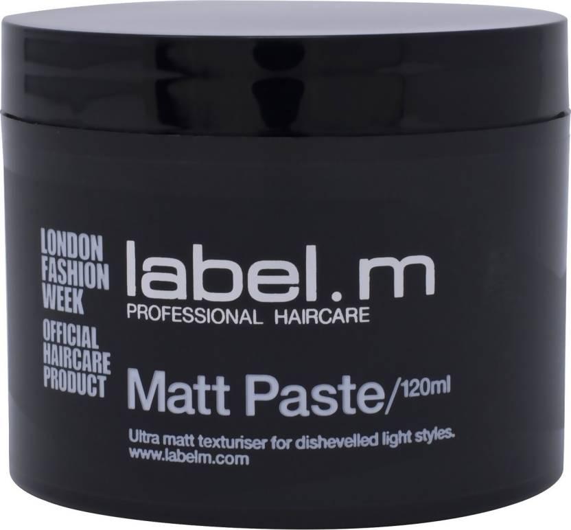 Label M Matt Hair Paste Price In India Buy Label M Matt Hair