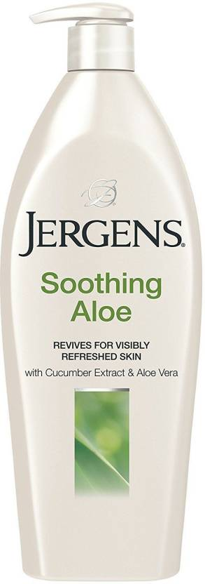 Jergens Soothing Aloe 595.0 ml