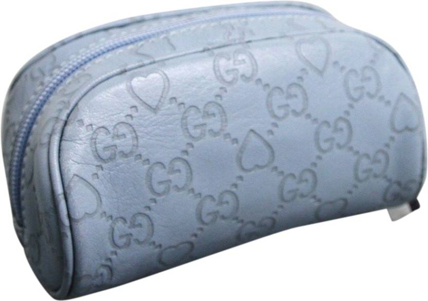 969c59279ea5 GUCCI 601 Cosmetic Bag Blue - Price in India   Flipkart.com