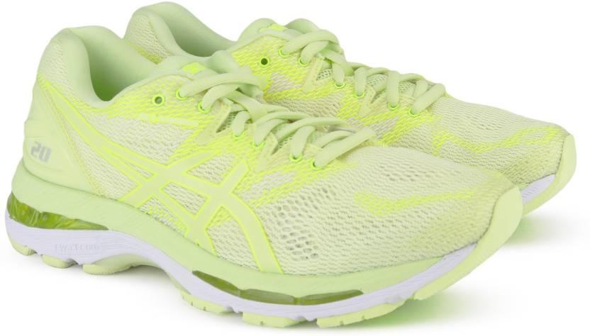 8065aac81e41 Asics GEL-NIMBUS 20 Running Shoes For Women - Buy LIMELIGHT ...