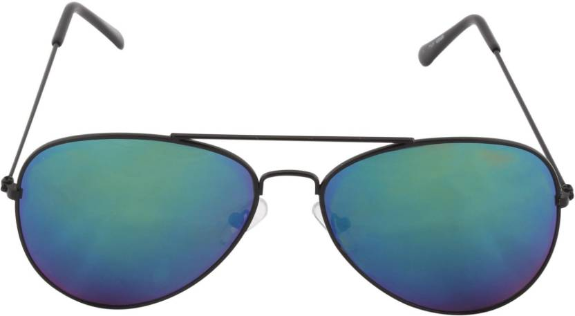 a374667511 Buy ANSH BLUE BAY COMPANY Aviator Sunglasses Blue For Boys   Girls ...