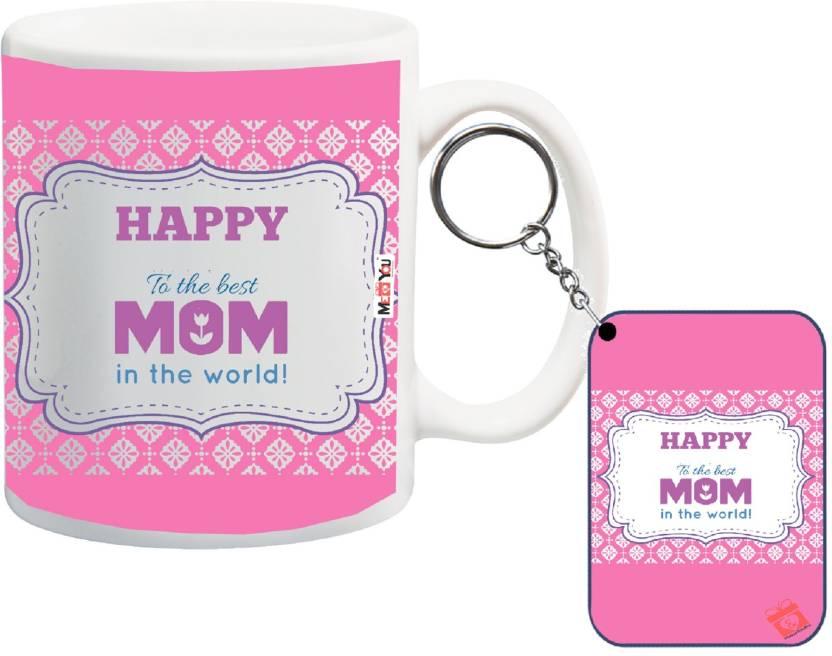 MEYOU Gifts For Mother Birthday Gift Anniversary Mothers Day Set Mummy Mamma In Law Grandma IZ18NJPMK 1047 Mug