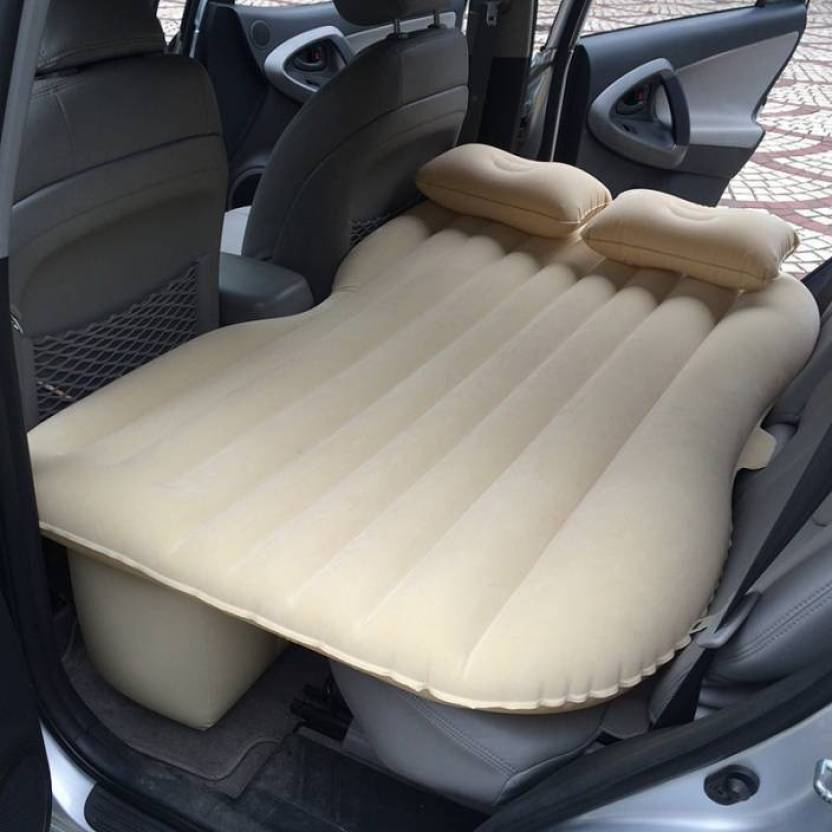 Car Travel Air Mattress Cushion Bed Multifunctional Mobile Inflatable For Sleep Rest And