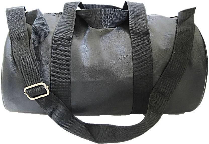 bca841f48bb8cb Muccasacra Small Duffle Gym Bag (Black) Gym Bag black - Price in ...