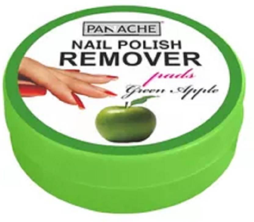 ebcb0e1309 Panache Nail Polish Remover Pads Green Apple ( pack of 1 ) - Price ...