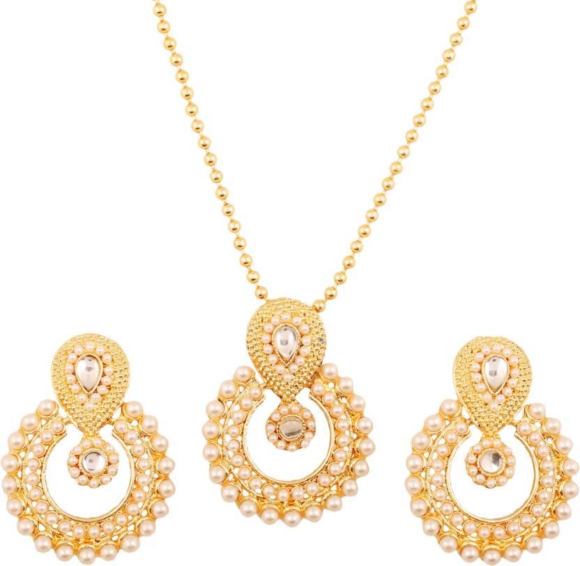 Engagement & Wedding Bridal & Wedding Party Jewelry Flight Tracker Ethnic Goldtone Kundan Polki Designer Dangle Earrings Set Bollywood Jewellery