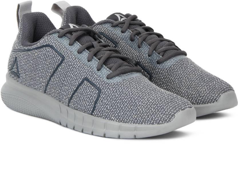 c92579a2575 REEBOK INSTALITE PRO Running Shoes For Men - Buy ALLOY STARK GREY ...