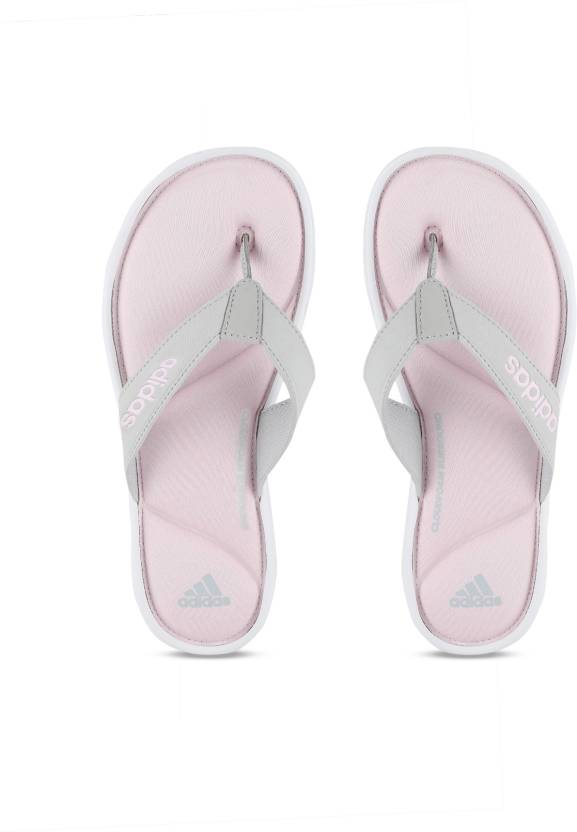 d3f0a8b43ce ADIDAS COMFORT CF SURROUND Flip Flops - Buy Pink Color ADIDAS COMFORT CF  SURROUND Flip Flops Online at Best Price - Shop Online for Footwears in  India ...