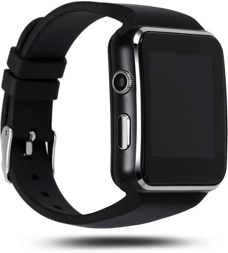 6a076739b CartBug Bluetooth Black Smartwatch Price in India - Buy CartBug ...